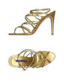 RALPH LAUREN COLLECTION - High-heeled sandals