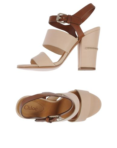 CHLO&#201; - High-heeled sandals