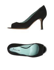 STUDIO POLLINI - Pumps with open toe