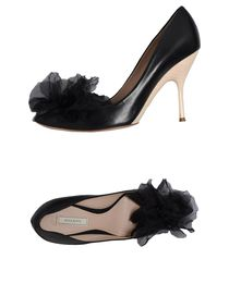 NINA RICCI - Closed-toe slip-ons
