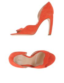 JIL SANDER - Pumps with open toe