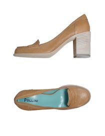 STUDIO POLLINI - Moccasins with heel