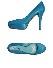 STUDIO POLLINI - Closed-toe slip-ons