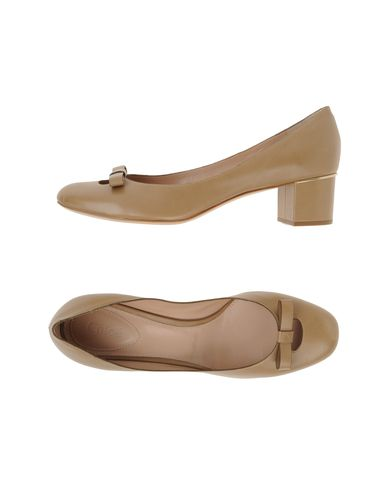 CHLOÉ - Moccasins with heel