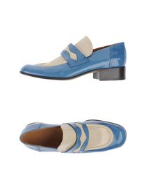 MARC JACOBS - Moccasins with heel