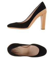 CHLOÉ - Closed-toe slip-ons
