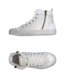 STUDIO POLLINI - High-top sneaker