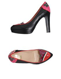 LOVE MOSCHINO - Platform pumps