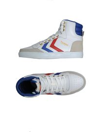HUMMEL - High-top sneaker