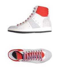 PATRIZIA PEPE - High-top sneaker