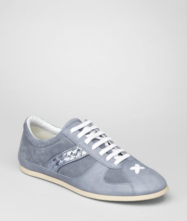 Calf Suede Sneaker