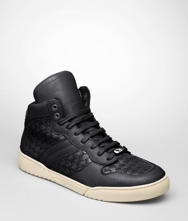 Intrecciato Calf Sneaker
