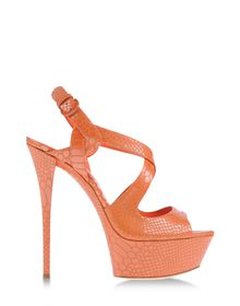 Platform sandals - CASADEI