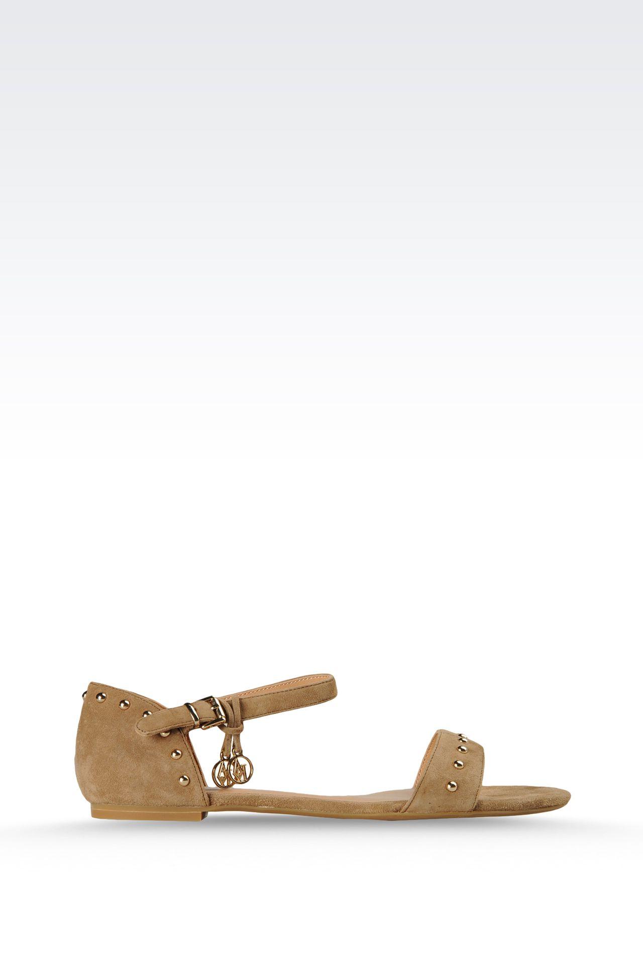 女士 平底凉鞋 | armani