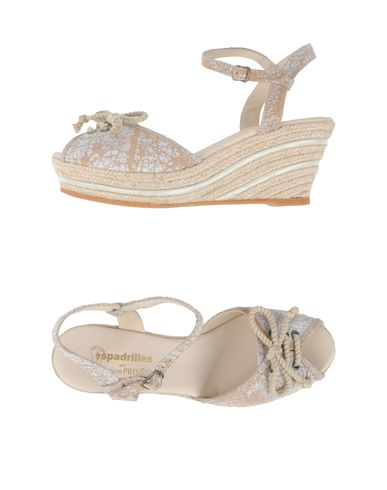 ESPADRILLES and COLLECTION PRIVE? - Espadrilles