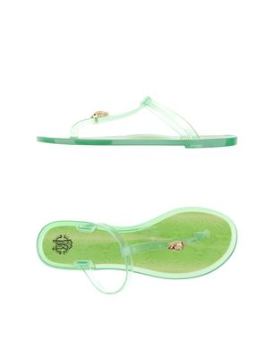 ROBERTO CAVALLI - Flip flops