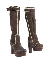 STRATEGIA - High-heeled boots