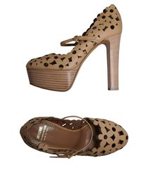 MOSCHINO CHEAPANDCHIC - Platform pumps