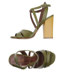 FIORIFRANCESI - High-heeled sandals