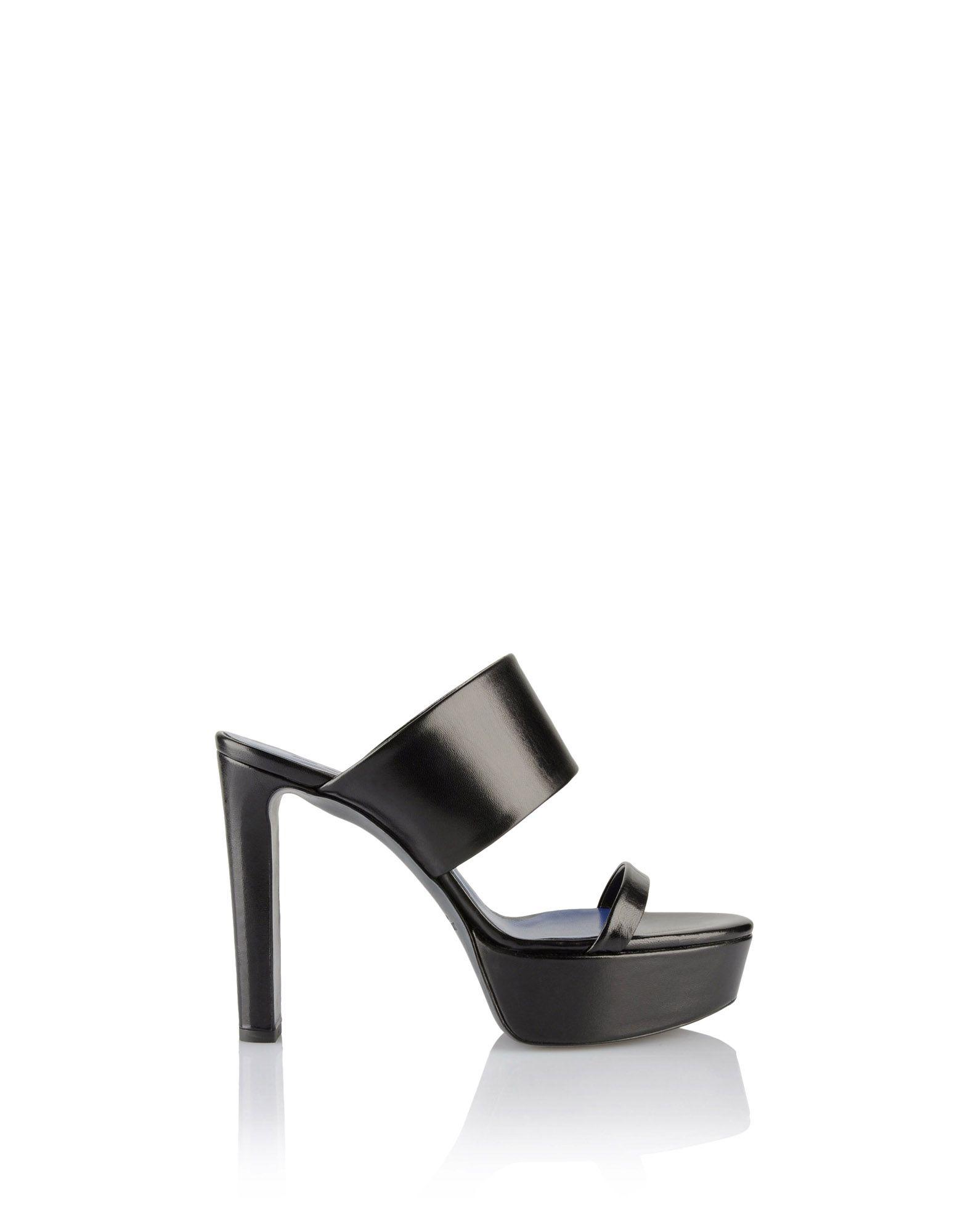Sandali con tacco - JIL SANDER Online Store