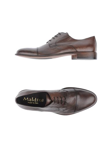MALDINI - Laced shoes