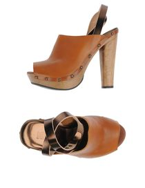 DIESEL - Open-toe mules