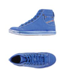 DIESEL - High-top trainers
