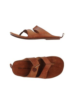 DIESEL BLACK GOLD - Flip flops & clog sandals