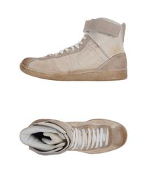 DIESEL BLACK GOLD - High-top trainers