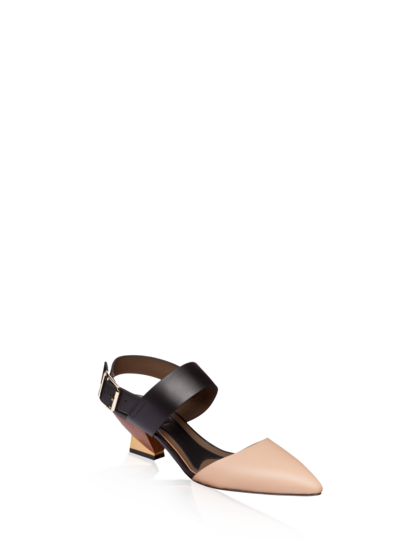 MARNI - Sling Back Shoe