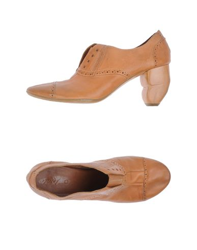 MARS&#200;LL - Moccasins with heel