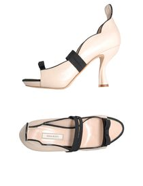 NINA RICCI - Courts with open toe