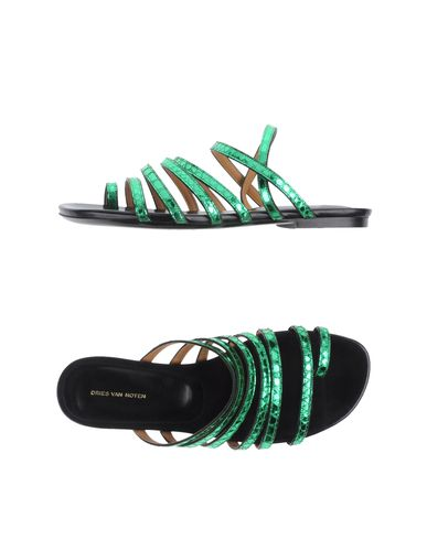 DRIES VAN NOTEN - Flip flops