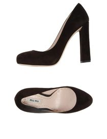 MIU MIU - Pumps