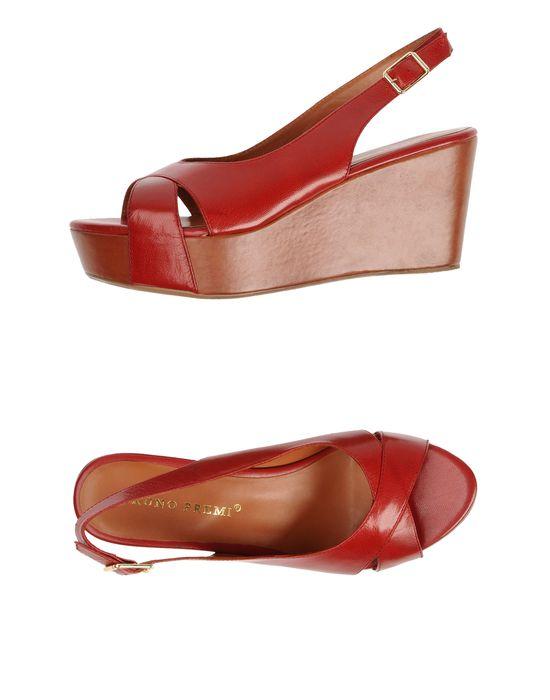 Недорого купить обувь на танкетке BRUNO PREMI. Новые фото плюс дешевая цена 2390 руб