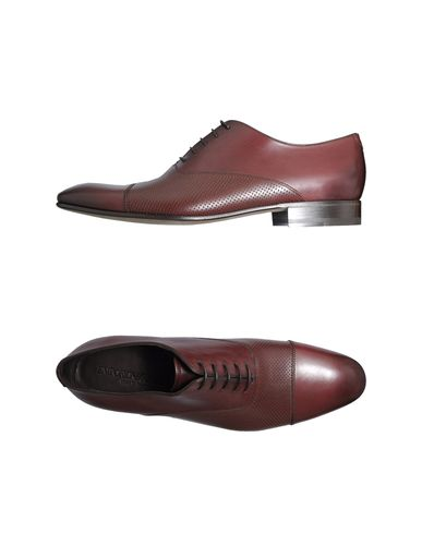 EMPORIO ARMANI - Lace-up shoes