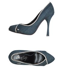 MISS SIXTY - Pumps with open toe