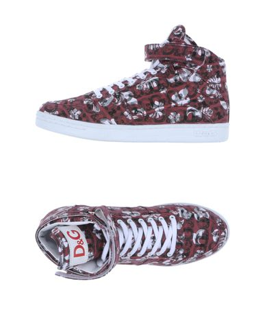 D&G - High-top sneaker