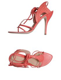 ALEXANDER MCQUEEN - High-heeled sandals