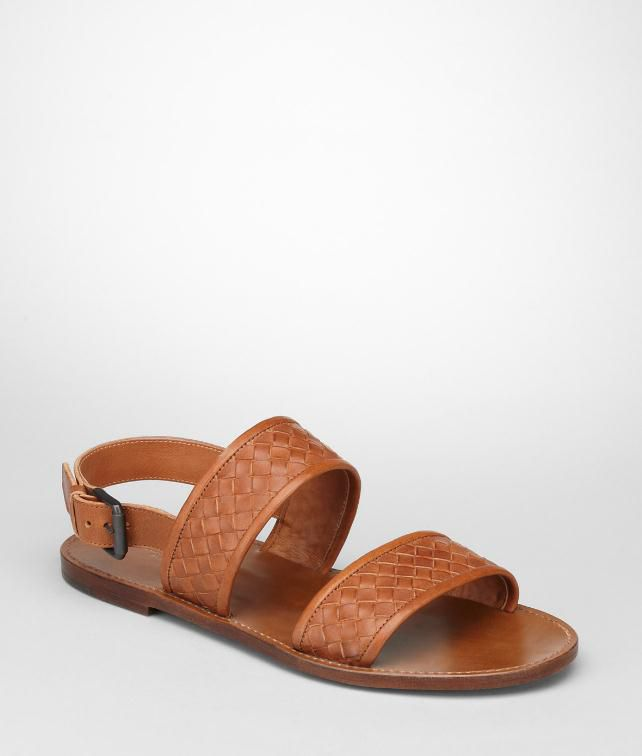 BOTTEGA VENETA Intrecciato Cuir Sandal Sandals U fp