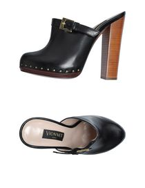 VIONNET - Open-toe mules