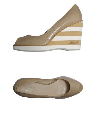 ARMANI COLLEZIONI - Closed-toe slip-ons