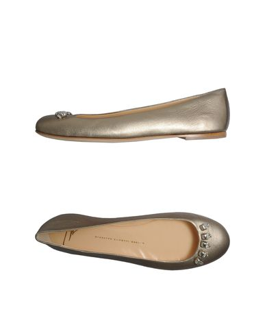 GIUSEPPE ZANOTTI DESIGN - Ballet flats
