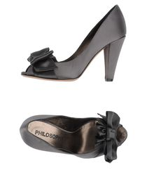 PHILOSOPHY di A. F. - Pumps with open toe