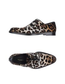 DOLCE & GABBANA - Lace-up shoes