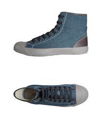 ARMANI JEANS - High-top trainers