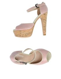 AGAIN&AGAIN - Platform sandals