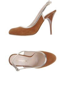 MICHELE GRIMALDI - Closed-toe slip-ons