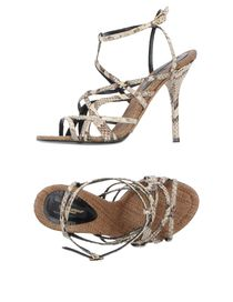DOLCE & GABBANA High-heeled sandals