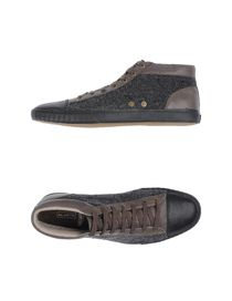 PAUL SMITH JEANS - High-top sneaker
